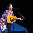Michael Naccarato   Banner Scotty McCreery, 22-year-old 'American Idol' winner and country singer, performed his hit single 'Feelin' It' on the main stage in front of the audience during K-FROG Country Night at the Temecula Valley Fair, March 19.