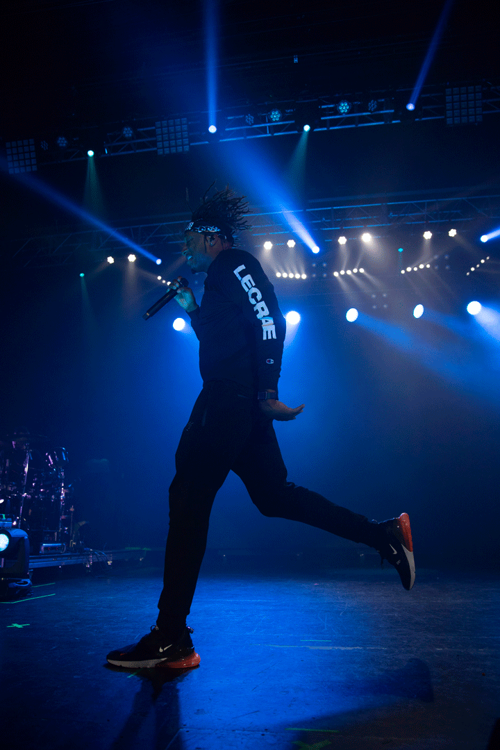 Lecrae and Andy Mineo Better Late Than Never tour comes Riverside